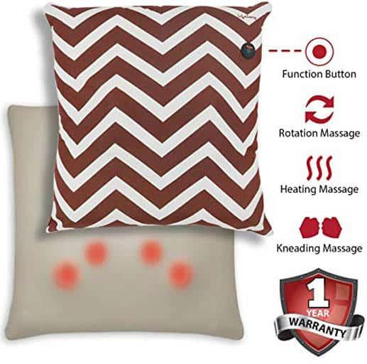 Lifelong Cushion pillow Massager