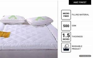 AMZ 500 GSM Mattress Padding/Topper