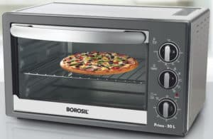 Borosil oven toaster