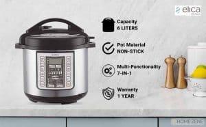 Elica Electric Pressure Cooker