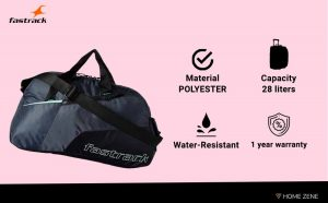 Fastrack 28 Litre Duffle Bag