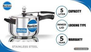 Hawkins Multipurpose Pressure Cooker