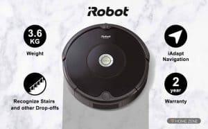 600 series Robotic Vacuum Cleaning