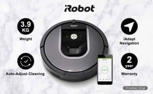 900 series robotic Vacuum Cleaning