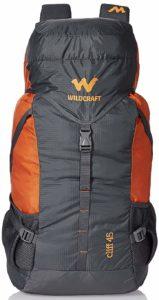 Wildcraft 45lit Rucksack