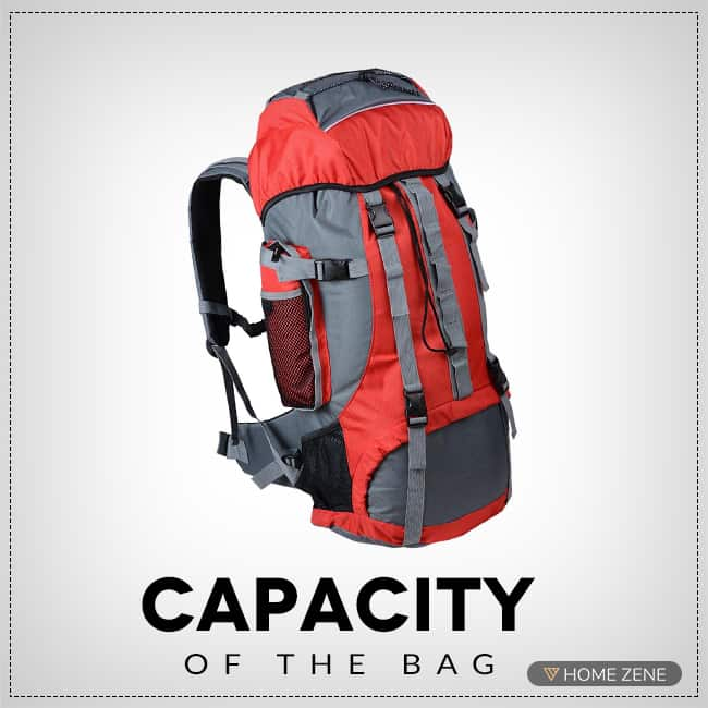 capacity-of-the-bag