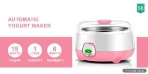 HSR 1Litre Yogurt Maker