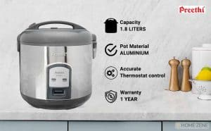 Preethi Electric Pressure Cooker
