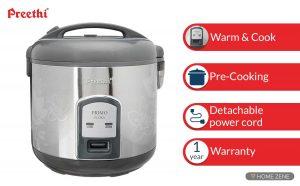 preethi cooker