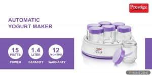 Prestige 1.4Litre Yogurt Maker