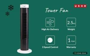 USHA Tower Fans