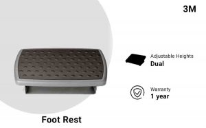 3M Adjustable Foot Rest