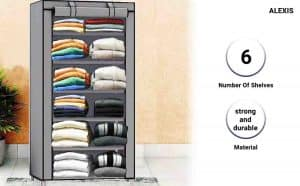 ALEXIS Foldable Collapsible Closets
