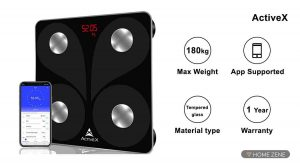 ActiveX Smart weighing Scale