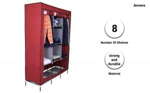 Anvera Foldable Collapsible Closets