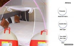 Athena Creations Mosquito Net