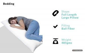 Bedding King Pregnancy Pillow
