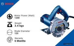 Bosch GDC 121 Marble Cutter