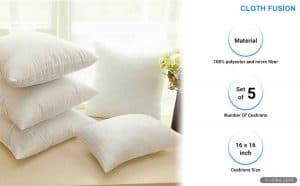 Cloth Fiber Cushion