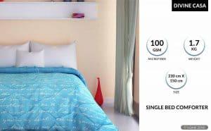 Divine Casa single Comforter