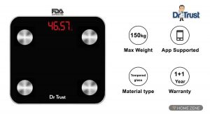 Dr Trust Smart Weighing Scale