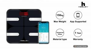 HESLEY Smart Weighing Scale