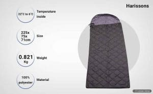 Harrisons Sleeping Bag