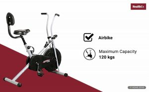 Healthex Exercise Bike