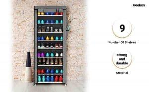 Keekos Foldable Collapsible Closets