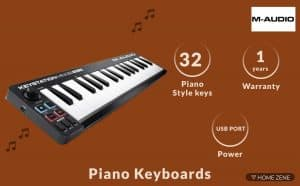 M-Audio Piano Keyboard
