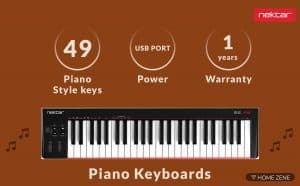 Nektar Piano Keyboard