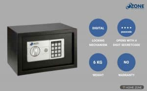 Ozone OES-BAS-05 Core Series Safe