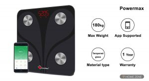 PowerMaxx Smart Weighing Scale