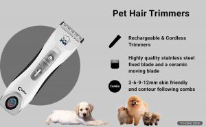 Professional CP9600 Pet Hair Trimmer