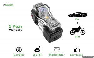 RNG EKO GREEN Car Tyre Inflator11