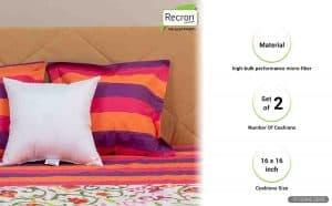 Recron Fiber Cushion