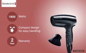 Remington-hair-dryers