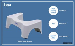 Syga Toilet step Stool