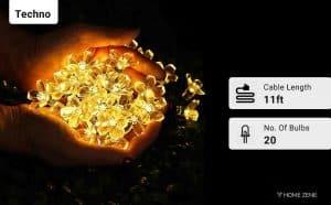 Techno 11ft Decorative lights