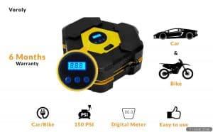 Voroly Car Tyre Inflator 11