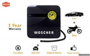 Woscher Car Tyre Inflator11