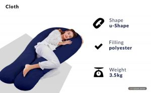 Cloth Fusion Pregnancy Pillow