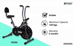Fitkit FK500 Exercise Bike