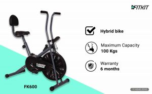 Fitkit FK600 Exercise Bike