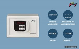 Godrej Security Solutions Access Electronic Safe