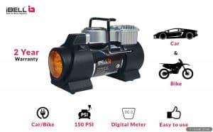 iBELL Car Tyre Inflator11