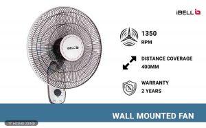 iBELL Wall Mounted Fan