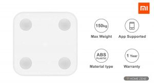 Mi Smart Weighing Scale