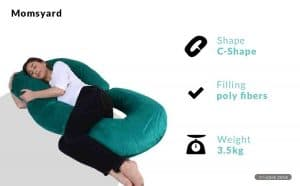 Momsyard Pregnancy Pillow