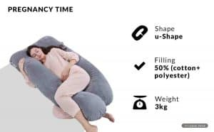 Pregnancy Time Pregnancy Pillow
